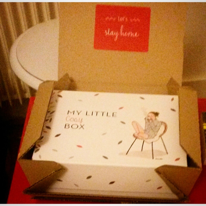 My little box Novembre