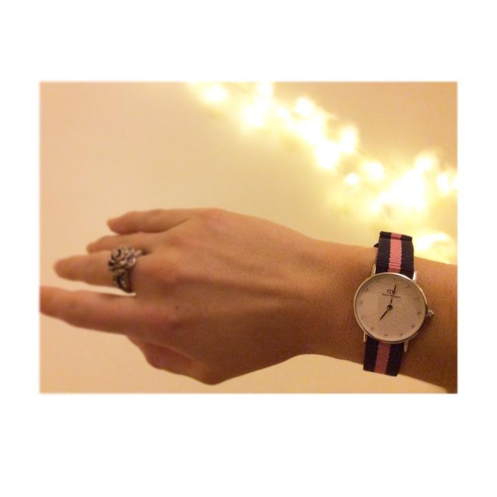 Ma montre DW