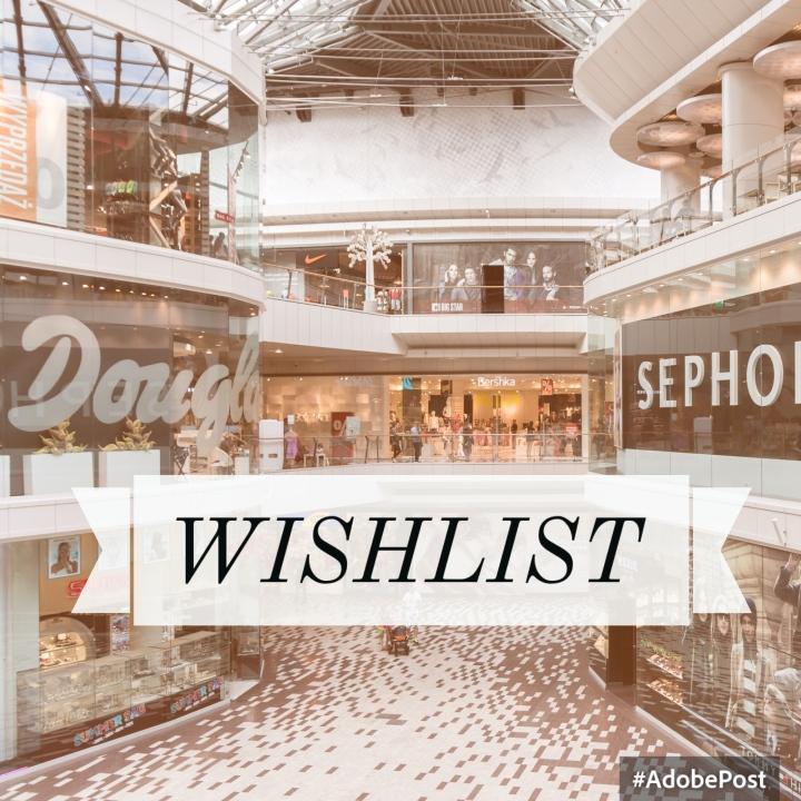 WISHLIST AVRIL