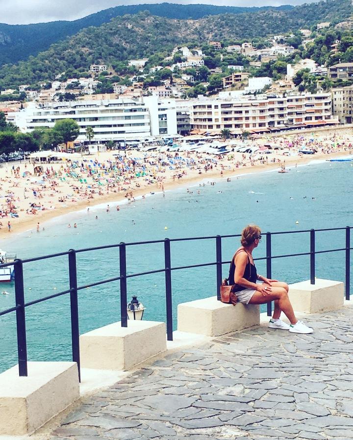 Tossa de Mar –Espagne