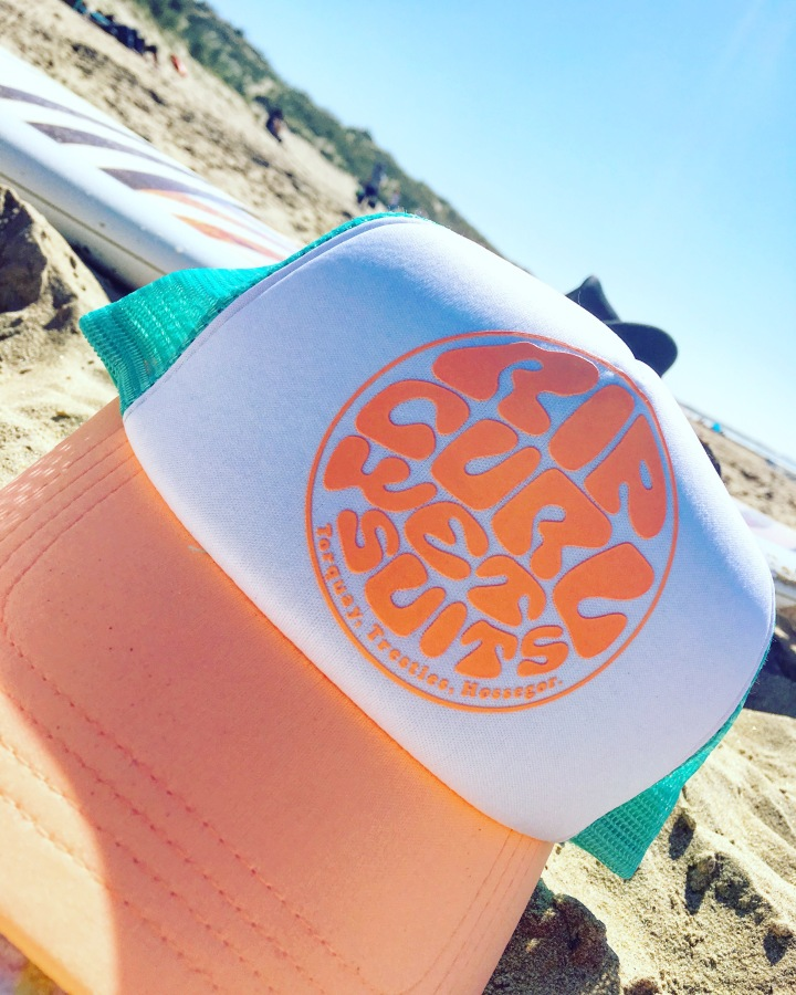 Surf & casquettes