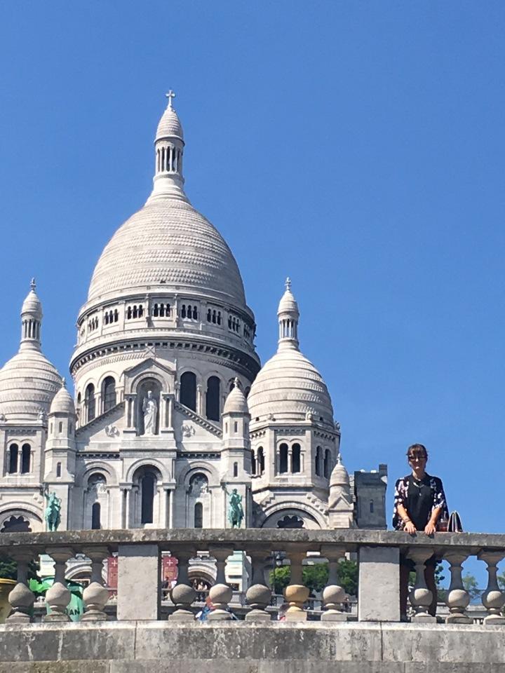 1 semaine à Paris :Jeudi